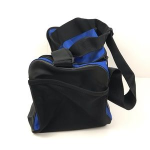 Nike Bags - New Nike Small Blue multi-pocket Gym Duffel Bag